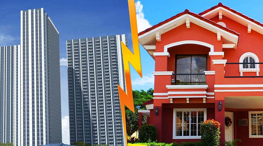 Condo or house