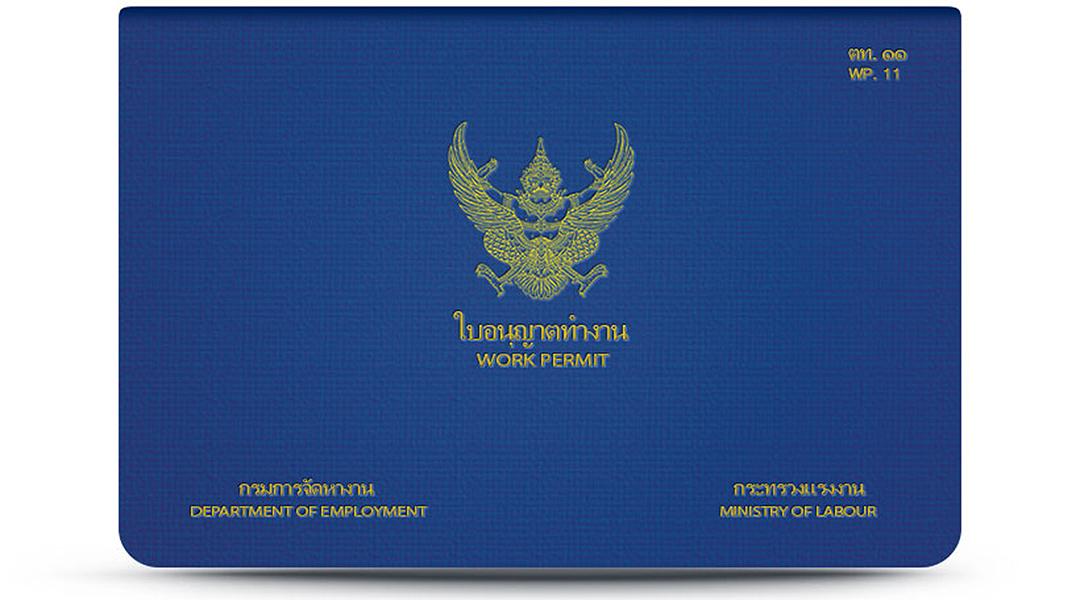 Work permit Thailand